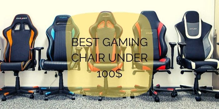 Best Gaming Chair under 100 USD