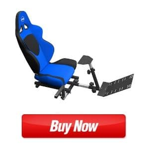 OpenWheeler Advanced Racing Seat Driving Simulator console Gaming Chair