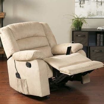 Using Recliners for Backpain in Living Room