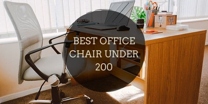office chairs under 200