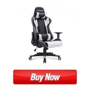 Homall Comfortable Gaming Chair Office Chair